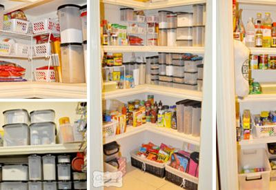 Organise your pantry