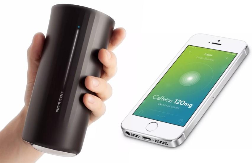 Vessyl smart cup knows what you're drinking