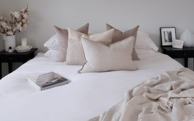 How To Style A Bed Like A Pro | #StyleSmartsSeries